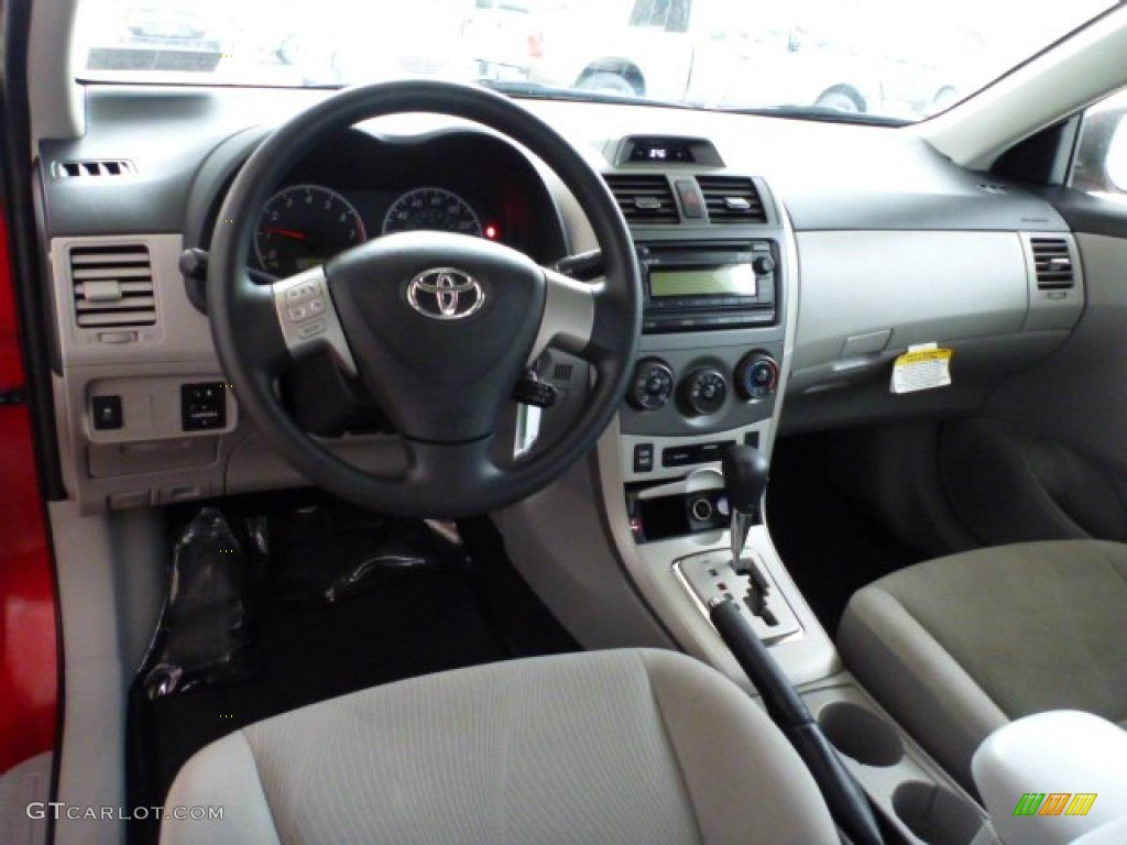 Ash Interior 2012 Toyota Corolla Le Photo 77021010