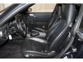 Black Front Seat Photo for 2007 Porsche 911 #77024685