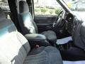 Graphite 2000 Chevrolet S10 Interiors