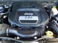 2012 Black Forest Green Pearl Jeep Wrangler Sport 4x4  photo #22