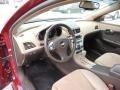 Cocoa/Cashmere Beige Prime Interior Photo for 2008 Chevrolet Malibu #77027775