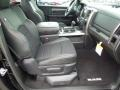 Front Seat of 2013 1500 R/T Regular Cab