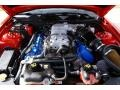 2011 Race Red Ford Mustang Shelby GT500 SVT Performance Package Coupe  photo #13