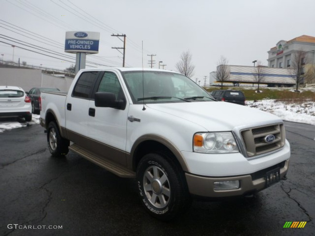 Oxford white ford f150 ford f150 king ranch