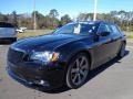 Gloss Black 2012 Chrysler 300 SRT8