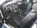 2013 Ford Mustang Roush Black Interior Interior Photo