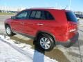 2011 Spicy Red Kia Sorento LX AWD  photo #5