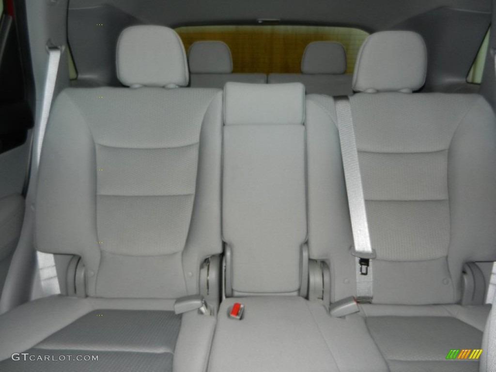2011 Sorento LX AWD - Spicy Red / Gray photo #23