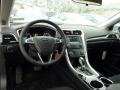 Charcoal Black Dashboard Photo for 2013 Ford Fusion #77056714
