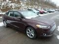 2013 Bordeaux Reserve Red Metallic Ford Fusion SE 1.6 EcoBoost  photo #1
