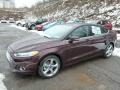 2013 Bordeaux Reserve Red Metallic Ford Fusion SE 1.6 EcoBoost  photo #5