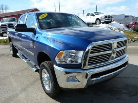 2010 Dodge Ram 3500 Big Horn Edition Crew Cab 4x4 Data, Info and Specs