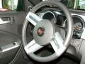 2006 Ford Mustang Dark Charcoal Interior Steering Wheel Photo