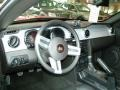 2006 Ford Mustang Dark Charcoal Interior Dashboard Photo