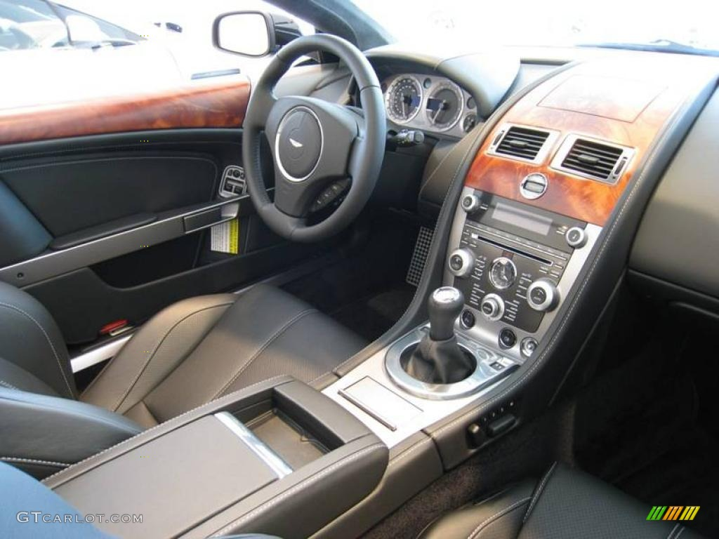 2009 Aston Martin Db9 Volante 6 Speed Manual Transmission