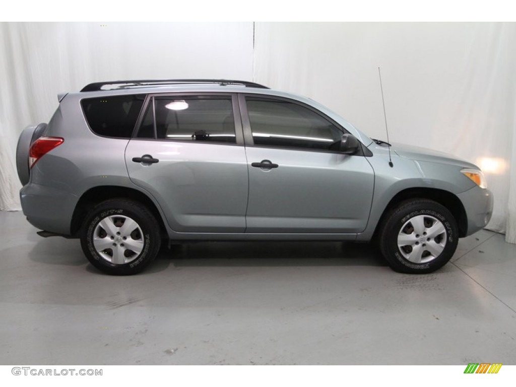 everglade metallic 2007 toyota rav4 i4 exterior photo. Black Bedroom Furniture Sets. Home Design Ideas