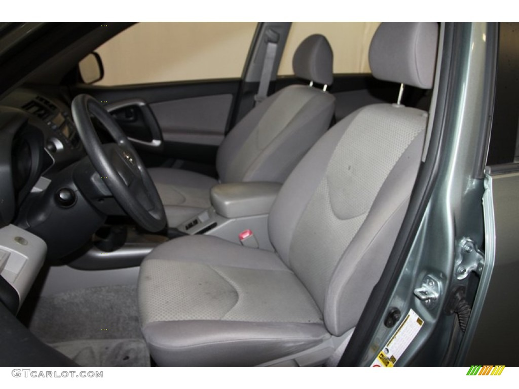 2007 toyota rav4 i4 front seat photo 77090288. Black Bedroom Furniture Sets. Home Design Ideas