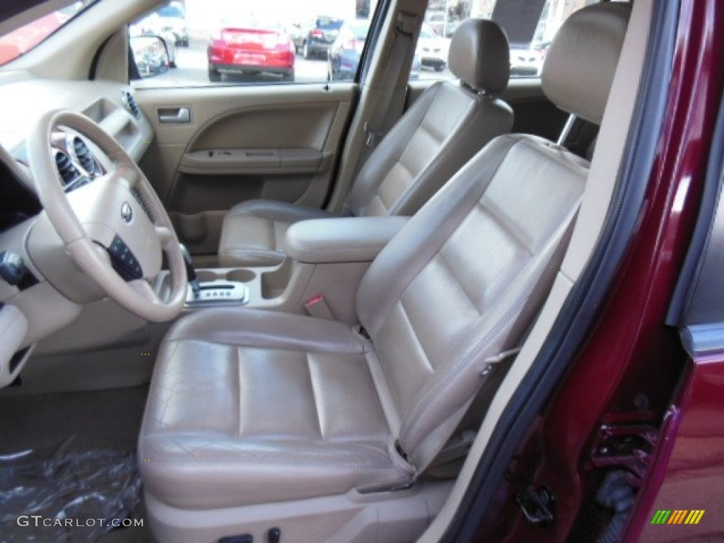 2006 Ford Freestyle Limited Awd Front Seat Photo 77098066