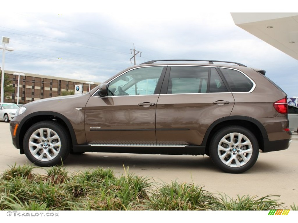 2013 Sparkling Bronze Metallic Bmw X5 Xdrive 35i 77077313