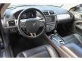 2008 Jaguar XK Charcoal Interior Prime Interior Photo