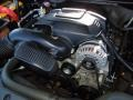 2007 Chevrolet Silverado 1500 4.8 Liter OHV 16-Valve Vortec V8 Engine Photo