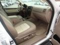 Medium Parchment Beige Interior Photo for 2003 Ford Explorer #77119886
