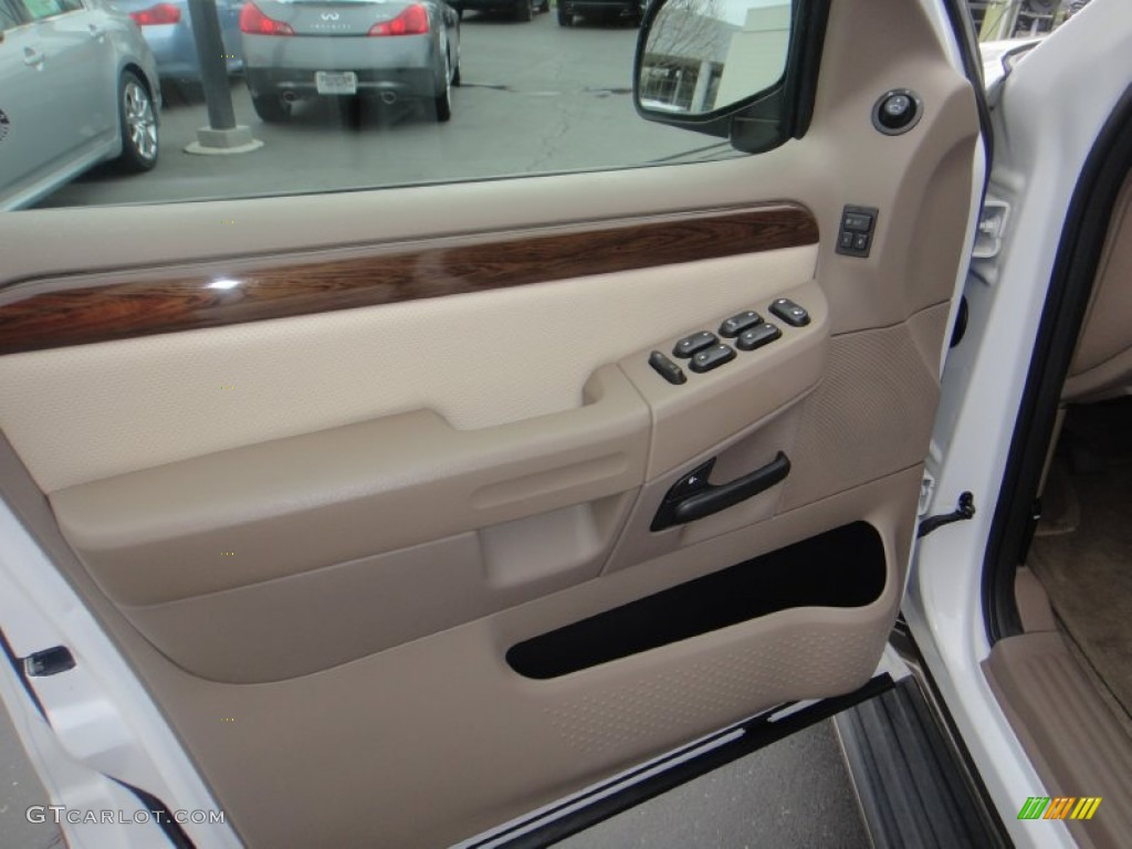 2003 ford explorer eddie bauer 4x4 door panel photos. Black Bedroom Furniture Sets. Home Design Ideas