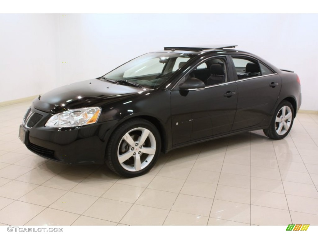 Black 2006 Pontiac G6 Gtp Sedan Exterior Photo 77123301