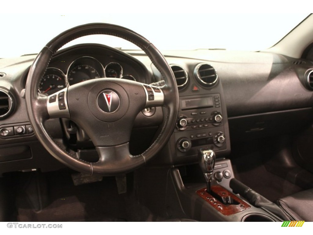2006 Pontiac G6 Gtp >> 2006 Pontiac G6 GTP Sedan Dashboard Photos | GTCarLot.com