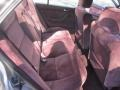 Rear Seat of 1991 Accord LX Sedan