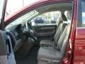 2009 Tango Red Pearl Honda CR-V LX 4WD  photo #8