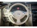 Wheat Steering Wheel Photo for 2011 Infiniti FX #77129814
