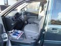 2005 Pontiac Montana SV6 Gray Interior Interior Photo