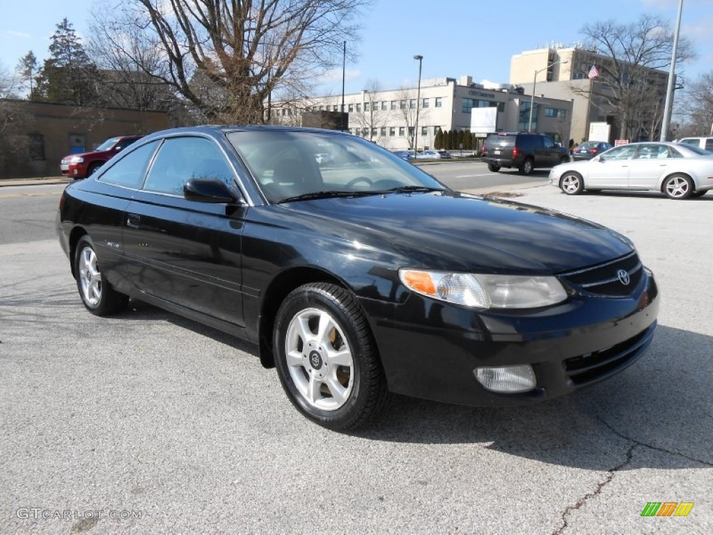 2000 toyota solara se v6 coupe exterior photos. Black Bedroom Furniture Sets. Home Design Ideas