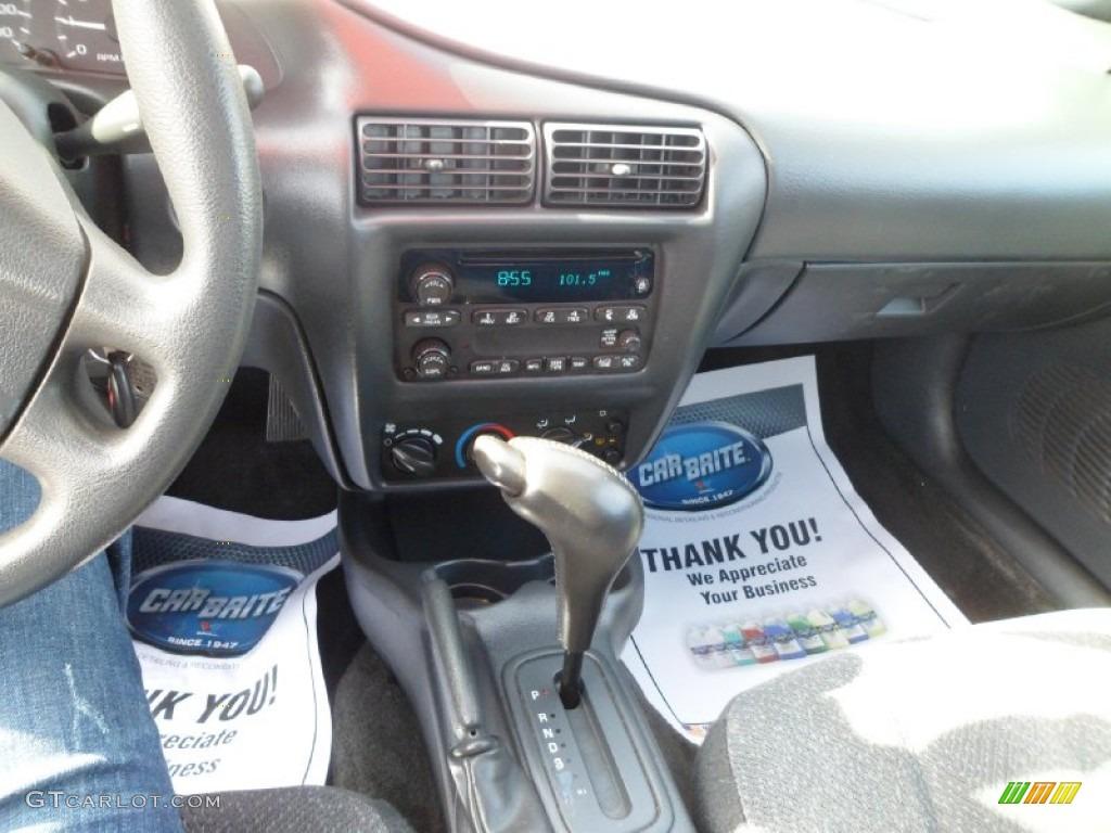 2003 Chevrolet Cavalier LS Sport Coupe Transmission Photos
