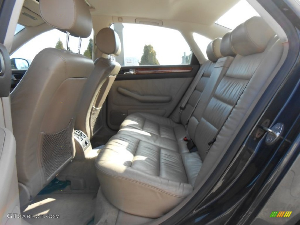 1998 audi a6 2 8 sedan interior color photos. Black Bedroom Furniture Sets. Home Design Ideas
