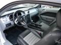 Charcoal Black/Dove Prime Interior Photo for 2008 Ford Mustang #77144797