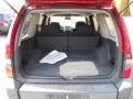 2002 Nissan Xterra Gray Celadon Interior Trunk Photo