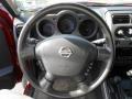 2002 Nissan Xterra Gray Celadon Interior Steering Wheel Photo
