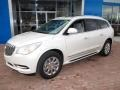 White Diamond Tricoat 2013 Buick Enclave Gallery