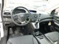 2013 White Diamond Pearl Honda CR-V EX-L AWD  photo #12