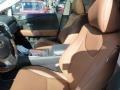 Saddle Tan/Espresso Birds Eye Maple 2013 Lexus RX Interiors