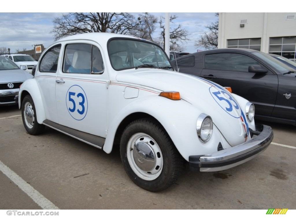 1973 White Volkswagen Beetle Coupe 77107418 Gtcarlot Com Car Color Galleries