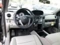 Gray Prime Interior Photo for 2013 Honda Pilot #77155515