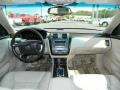 2008 Cadillac DTS Shale/Cocoa Interior Dashboard Photo