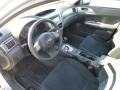 Carbon Black Prime Interior Photo for 2008 Subaru Impreza #77164559
