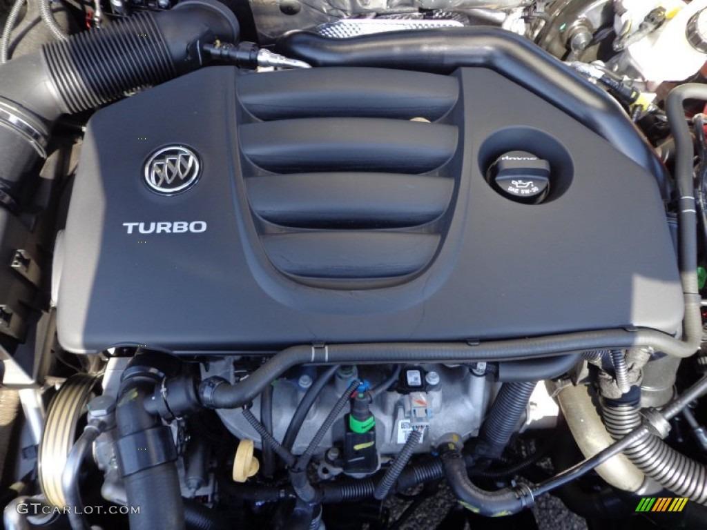 2011 Buick Regal Cxl 2 0 Liter Turbocharged Sidi Dohc 16