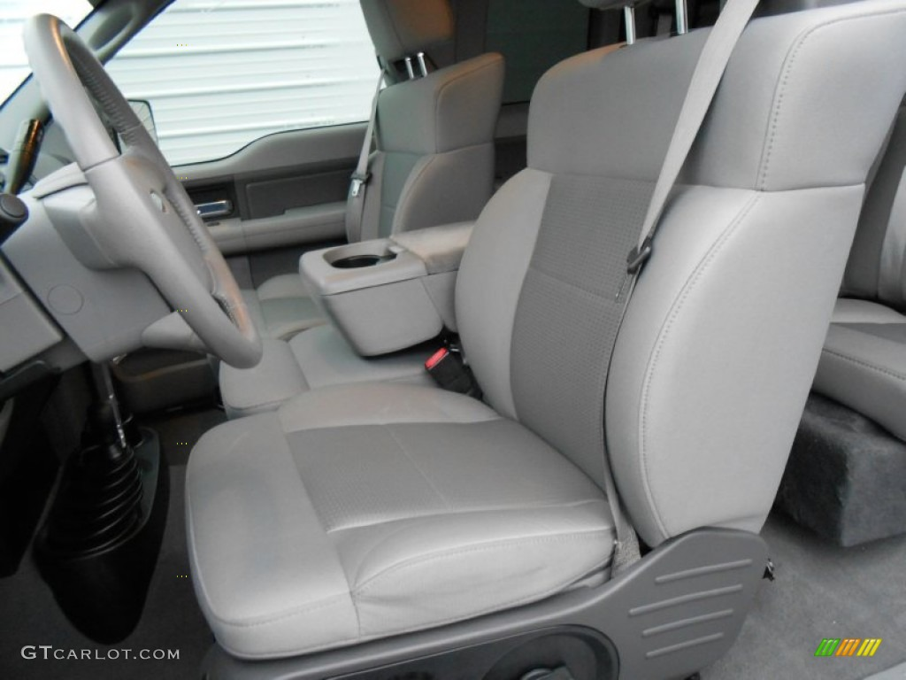 2007 ford f150 xlt supercab 4x4 front seat photos. Black Bedroom Furniture Sets. Home Design Ideas