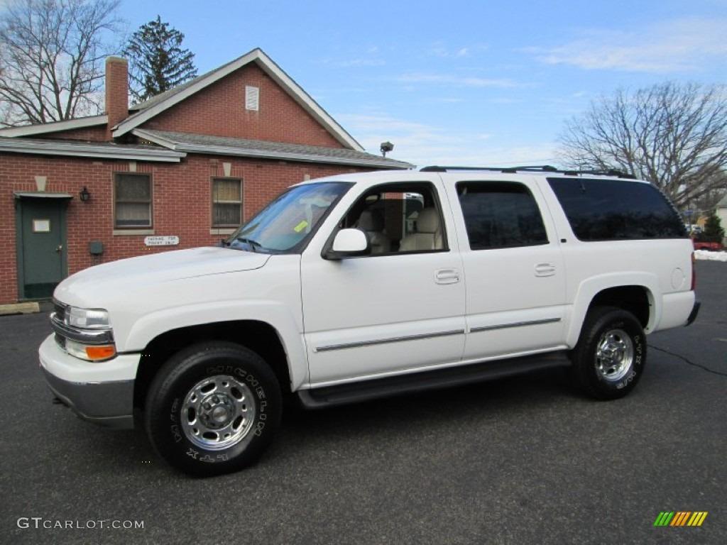 summit white 2001 chevrolet suburban 2500 lt 4x4 exterior. Black Bedroom Furniture Sets. Home Design Ideas