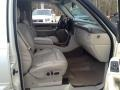 2002 Cadillac Escalade Shale Interior Interior Photo